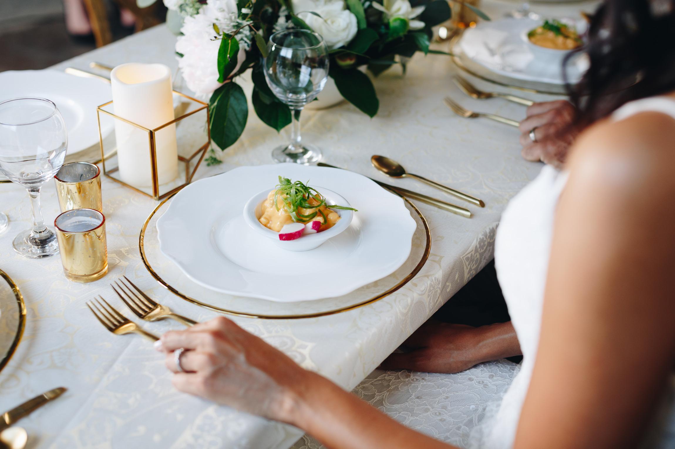 bride catering